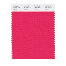 Pantone 18-1756 TCX Swatch Card Teaberry
