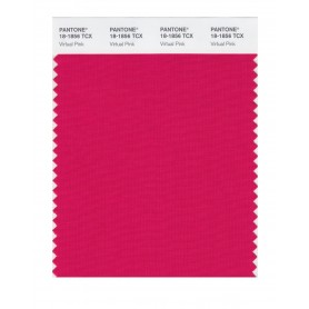 Pantone 18-1856 TCX Swatch Card Virtual Pink