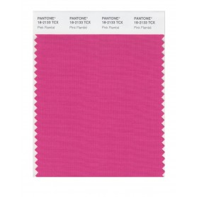 Pantone 18-2133 TCX Swatch Card Pink Flambe