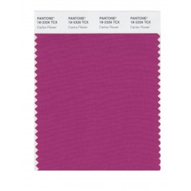 Pantone 18-2326 TCX Swatch Card Cactus Flower