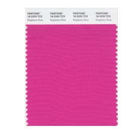Pantone 18-2333 TCX Swatch Card Raspberry Rose