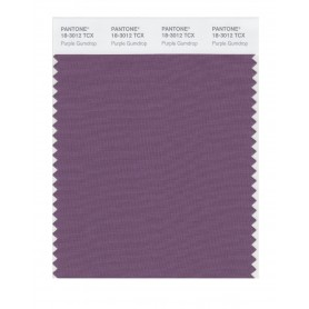 Pantone 18-3012 TCX Swatch Card Purple Gumdrop