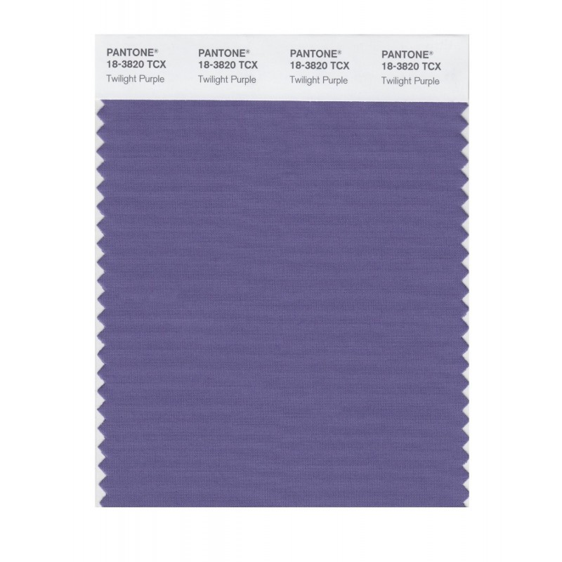 Pantone 18-0000 TCX Swatch Card Smoked Pearl