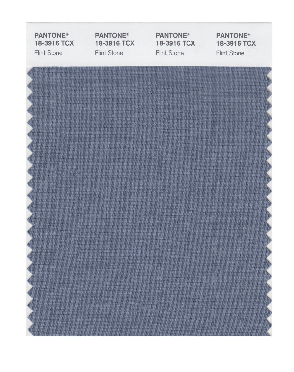 Pantone 18-3916 TCX Swatch Card Flint Stone