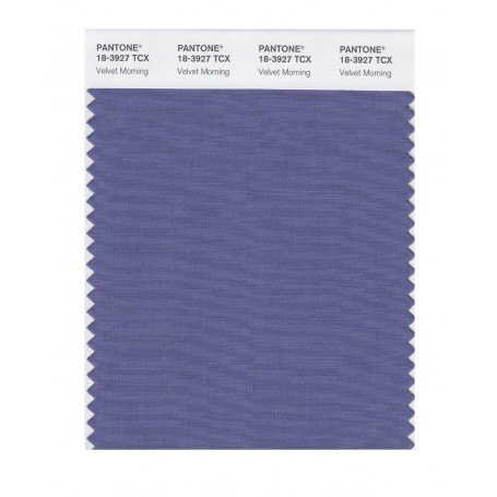 Pantone 18-3518 TCX Swatch Card Patrician Purple