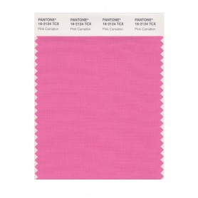 Pantone 16-2124 TCX Swatch Card Pink Carnation
