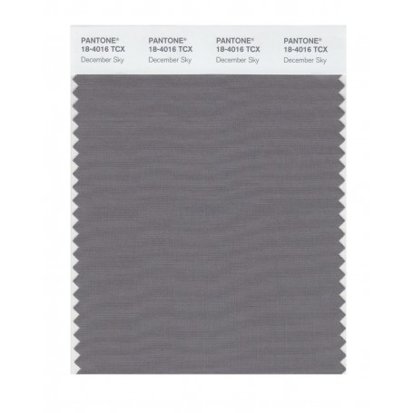 Pantone 18-4016 TCX Swatch Card Smoked Pearl