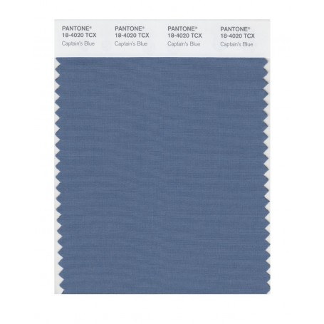 Pantone 18-4020 TCX Swatch Card Smoked Pearl