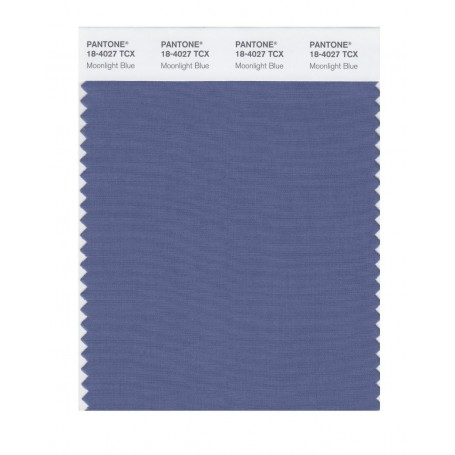 Pantone 18-4027 TCX Swatch Card Smoked Pearl
