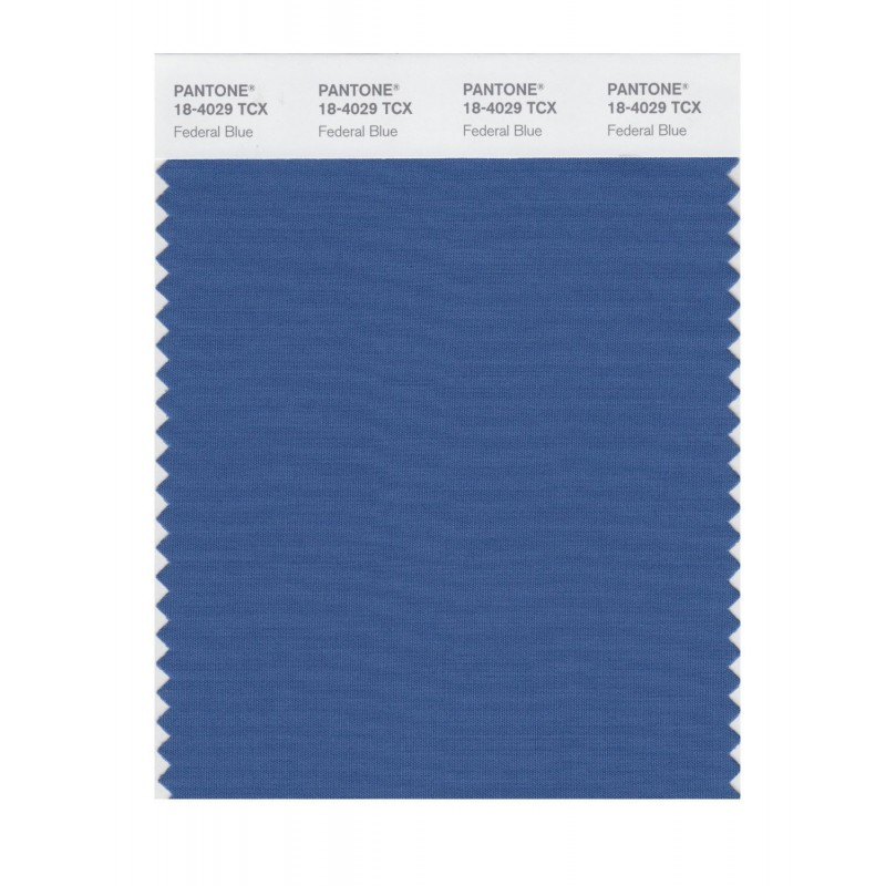 Pantone 18-4029 TCX Swatch Card Smoked Pearl