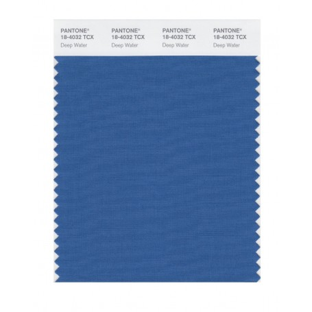 Pantone 18-4032 TCX Swatch Card Smoked Pearl