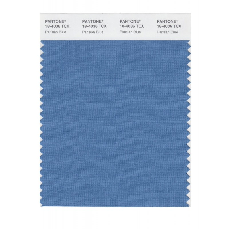 Pantone 18-4036 TCX Swatch Card Smoked Pearl