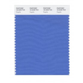 Pantone 18-4039 TCX Swatch Card Regatta
