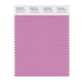 Pantone 16-2614 TCX Swatch Card Moonlite Mauve