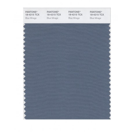 Pantone 18-4215 TCX Swatch Card Smoked Pearl