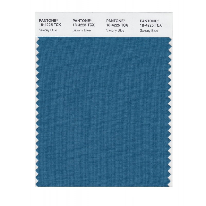 Pantone 18-4225 TCX Swatch Card Smoked Pearl