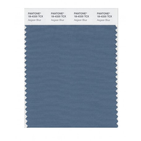 Pantone 18-4320 TCX Swatch Card Smoked Pearl