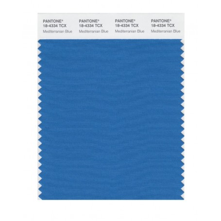 Pantone 18-4334 TCX Swatch Card Smoked Pearl