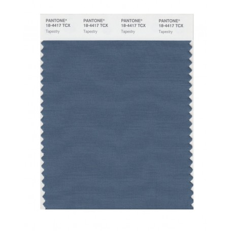 Pantone 18-4417 TCX Swatch Card Smoked Pearl