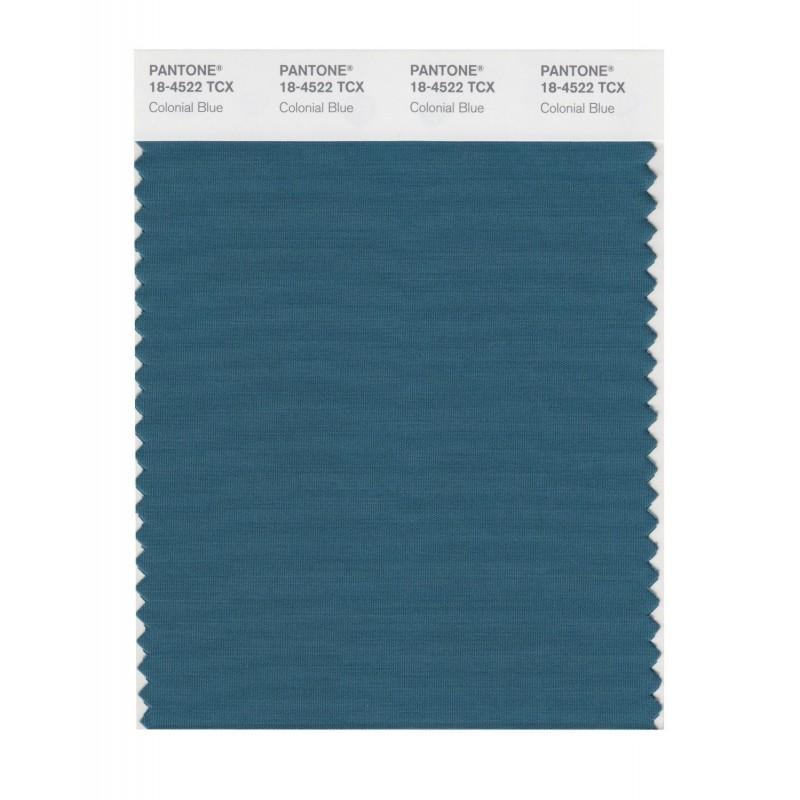 Pantone 18-4522 TCX Swatch Card Smoked Pearl