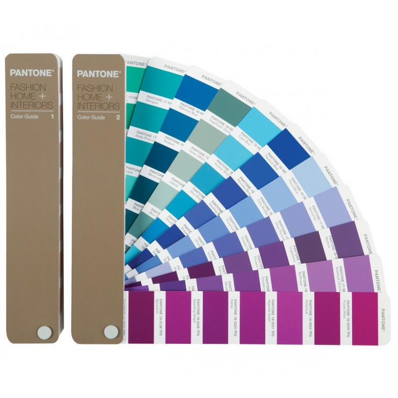 Pantone TPG Fashion Home + Interiors Color Guide