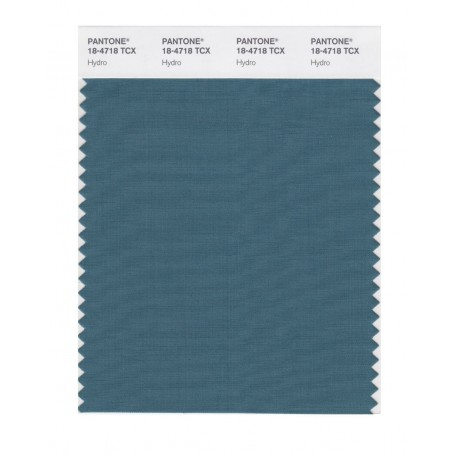 Pantone 18-4718 TCX Swatch Card Smoked Pearl