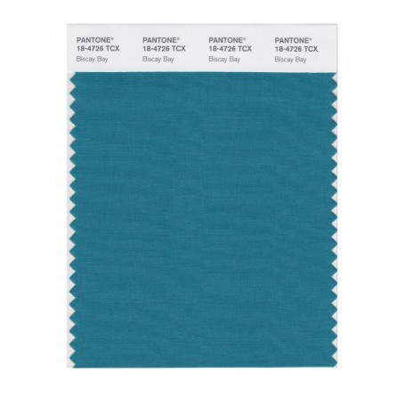 Pantone 18-4726 TCX Swatch Card Smoked Pearl