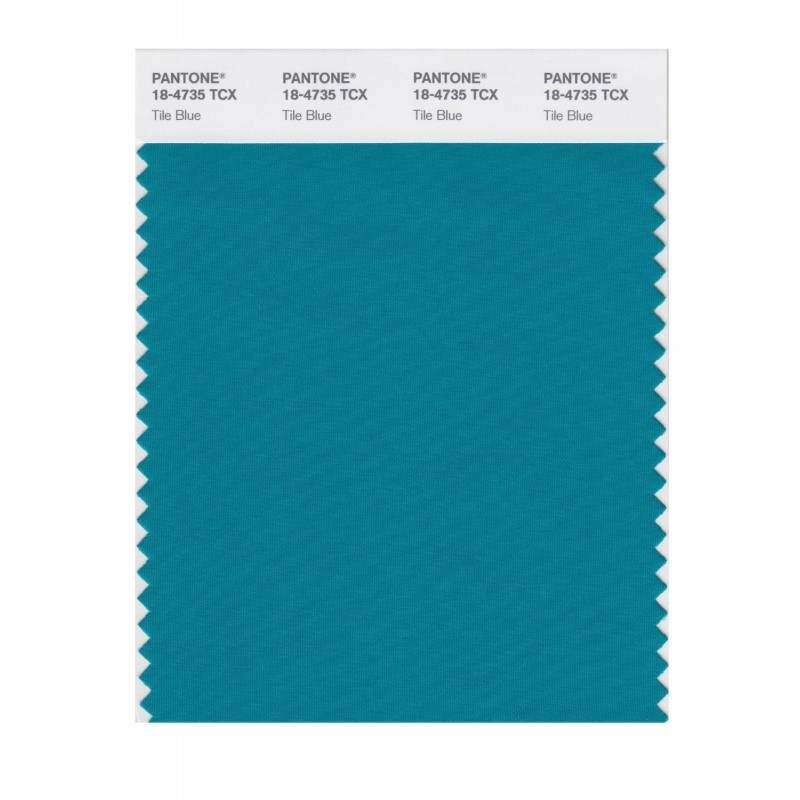 Pantone 18-4735 TCX Swatch Card Smoked Pearl