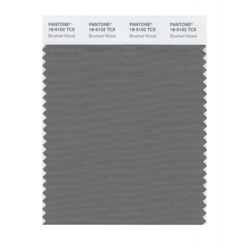 Pantone 18-5102 TCX Swatch Card Smoked Pearl