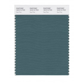 Pantone 18-5112 TCX Swatch Card Sea Pine