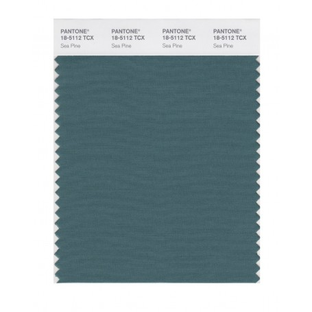 Pantone 18-5112 TCX Swatch Card Smoked Pearl