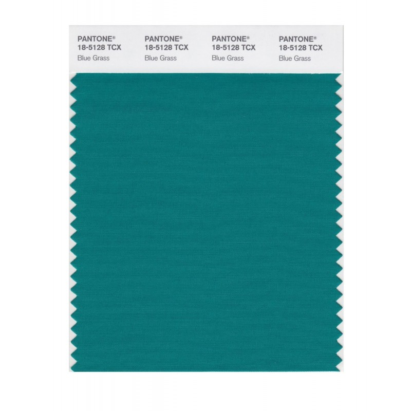 Pantone 18-5128 TCX Swatch Card Smoked Pearl