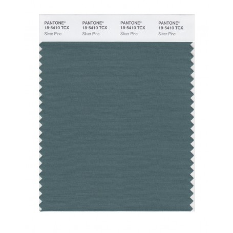 Pantone 18-5410 TCX Swatch Card Smoked Pearl