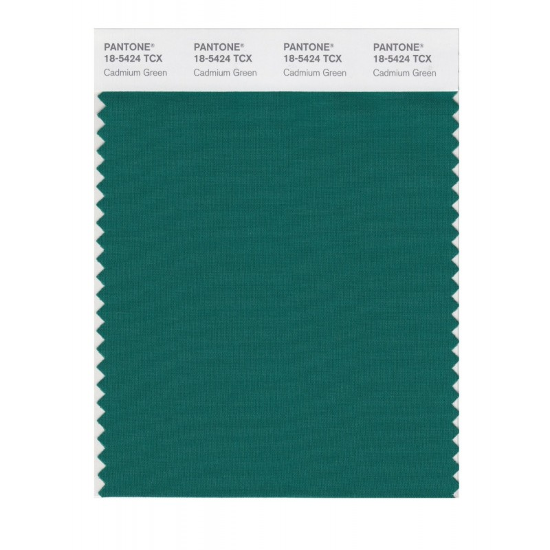 Pantone 18-5424 TCX Swatch Card Smoked Pearl