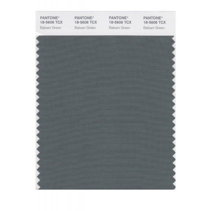 Pantone 18-5606 TCX Swatch Card Smoked Pearl