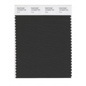 Pantone 19-0508 TCX Swatch Card Peat