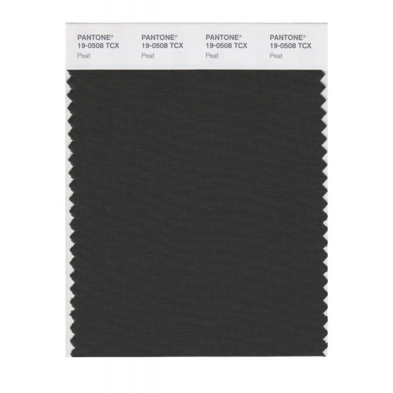 Pantone 19-0508 TCX Swatch Card Peat Buy in india
