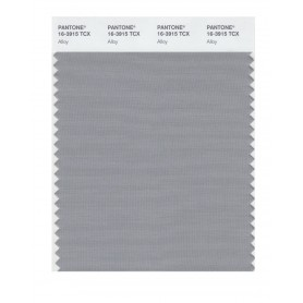 Pantone 16-3915 TCX Swatch Card Alloy