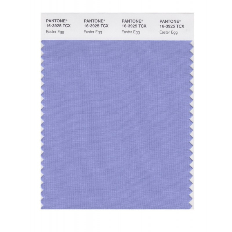 Pantone 16-3925 TCX Swatch Card Easter Egg