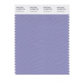 Pantone 16-3930 TCX Swatch Card Thistle Down