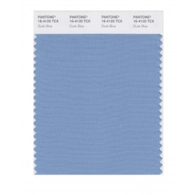 Pantone 16-4120 TCX Swatch Card Dusk Blue