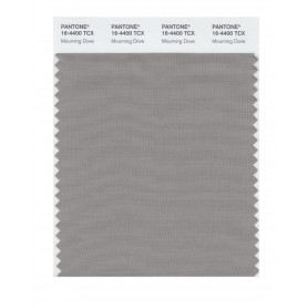 Pantone 16-4400 TCX Swatch Card Mourning Dove
