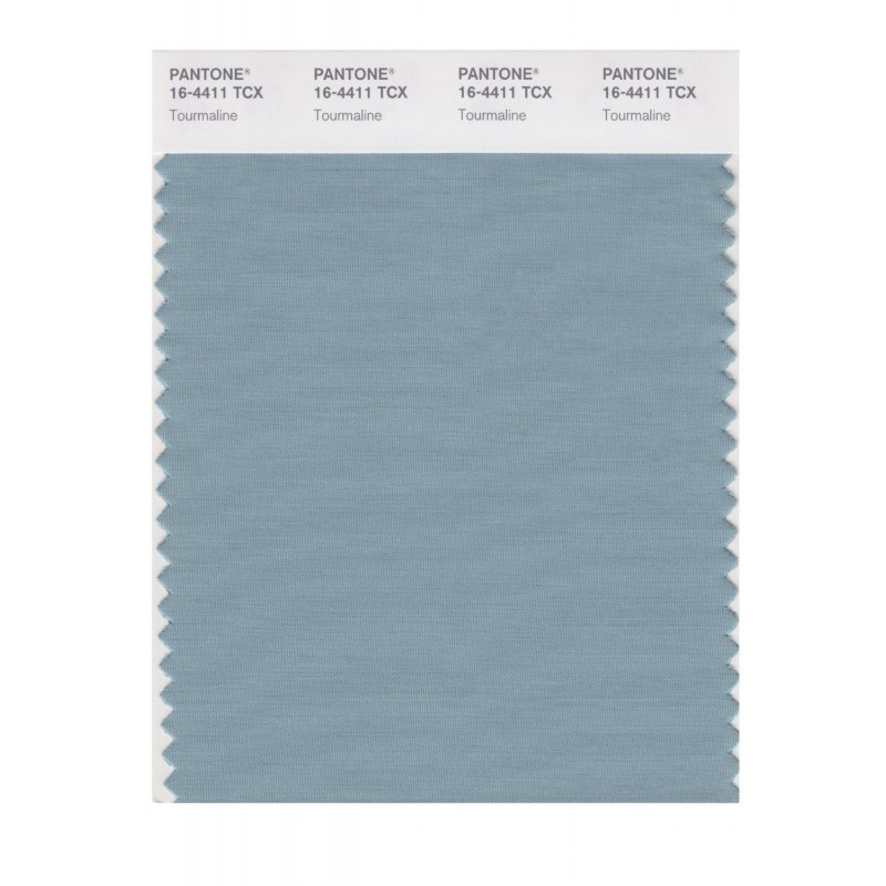 Pantone 16-4411 TCX Swatch Card Tourmaline
