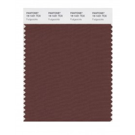 Pantone 19-1431 TCX Swatch Card Fudgesickle