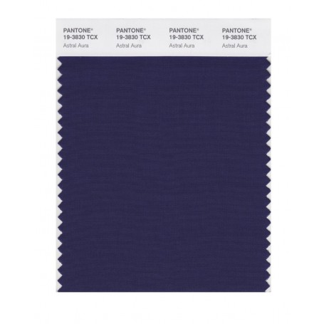 Pantone 19-3830 TCX Swatch Card Loganberry
