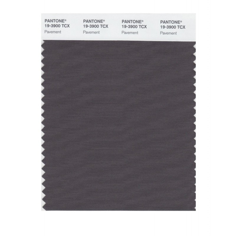 Pantone 19-3900 TCX Swatch Card Loganberry
