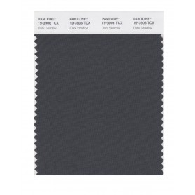 Pantone 19-3906 TCX Swatch Card Dark Shadow