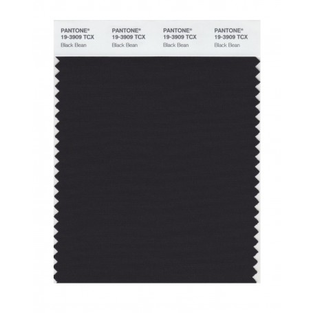 Pantone 19-3909 TCX Swatch Card Loganberry