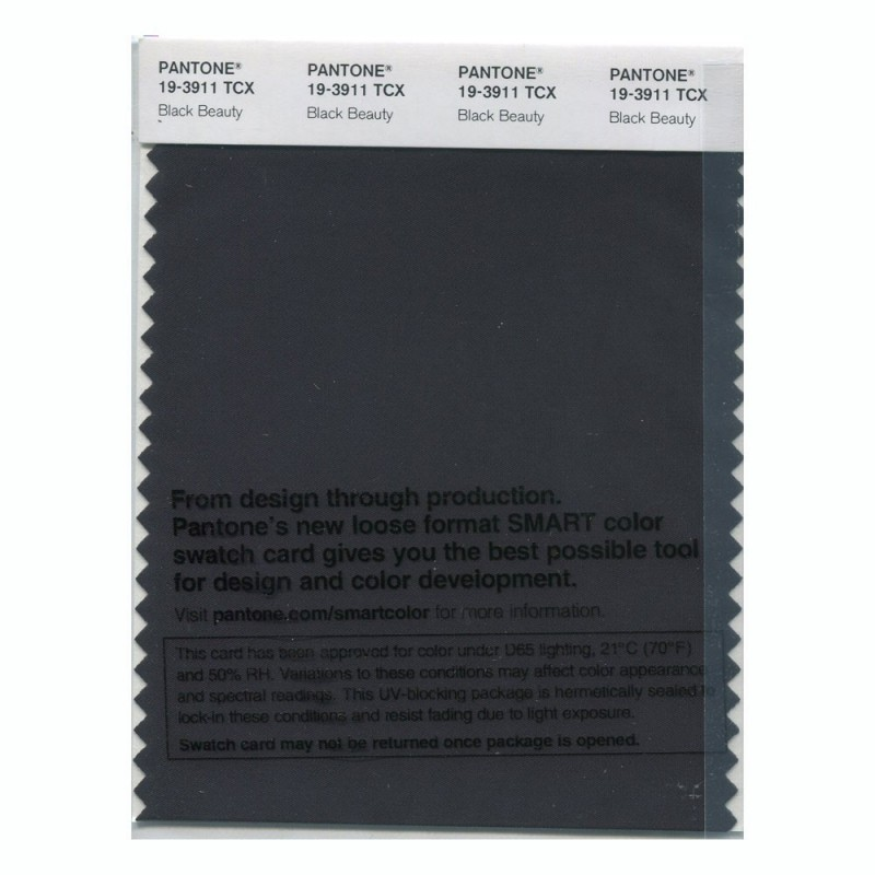 Pantone 19-3911 TCX Swatch Card Loganberry