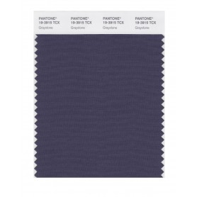 Pantone 19-3915 TCX Swatch Card Graystone